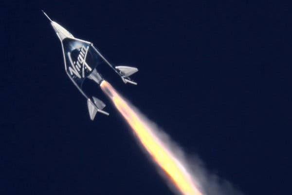 Virgin Space Satellite CIO News