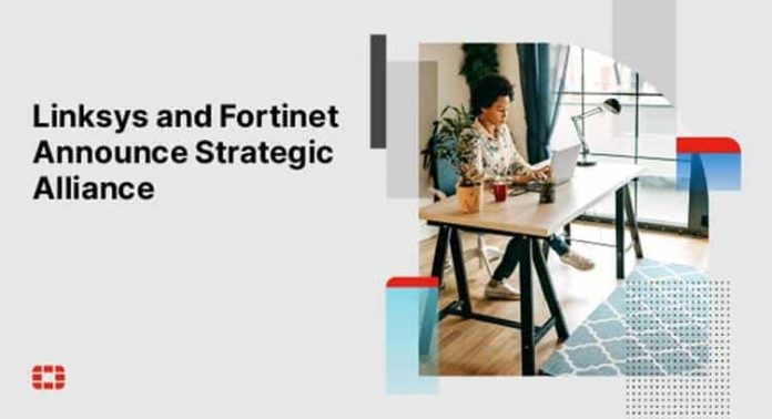Linksys and Fortinet