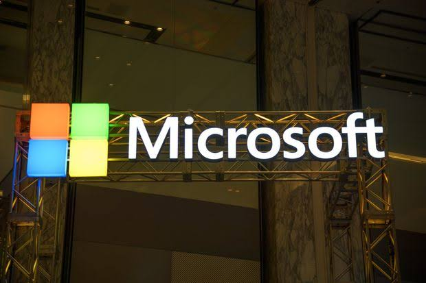 Cloud based sales grow for Microsoft