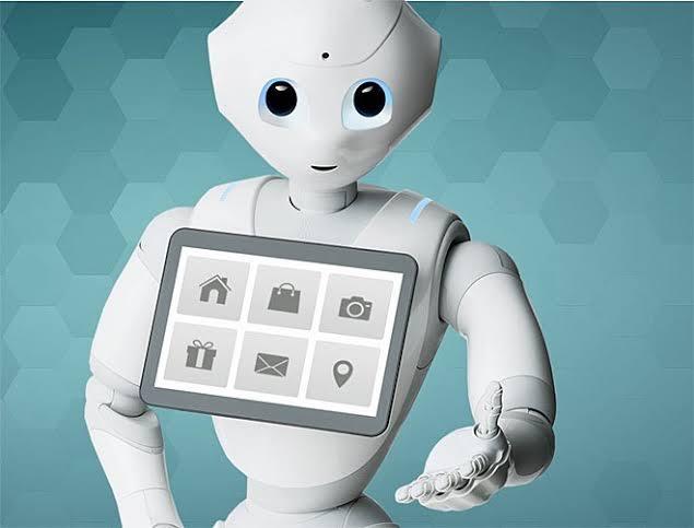 Robots in marketing