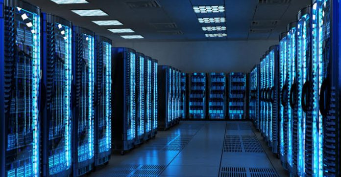Power-hungry data centres