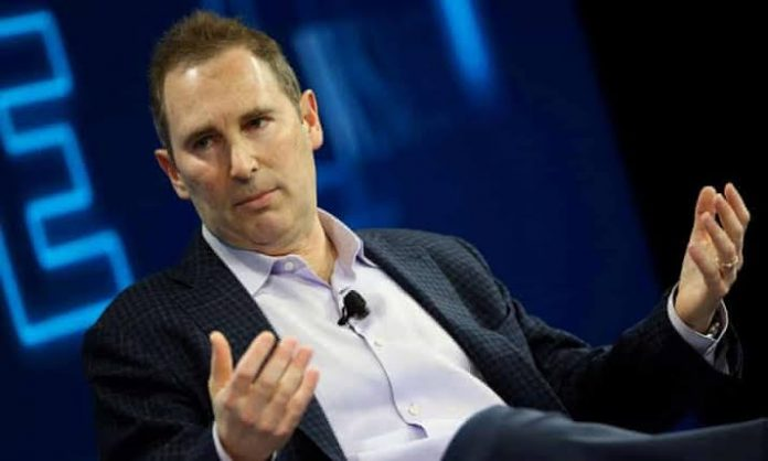 Andy Jassy, the Amazon executive will take over the CEO role