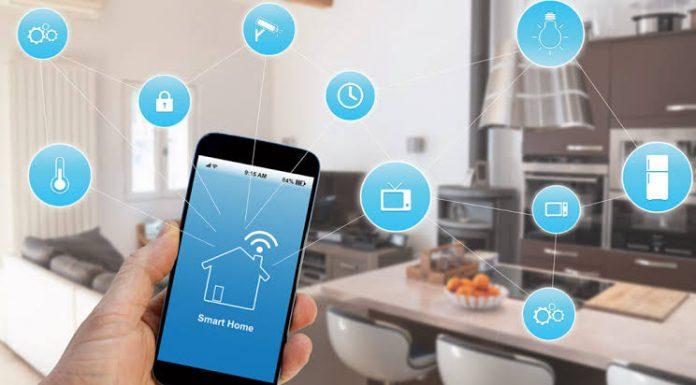 Smart home platform - SmartThings