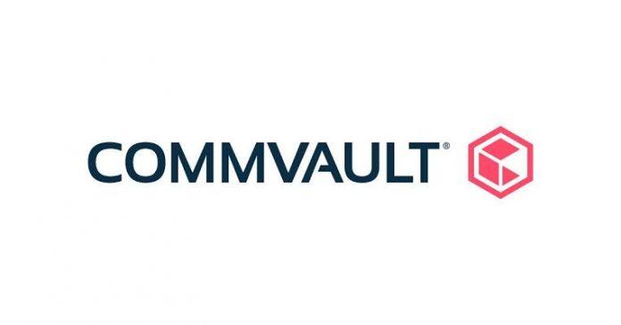 SaaS: Commvault