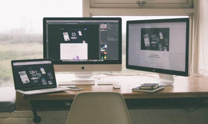 Desktop sharing hub